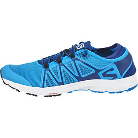 Salomon Crossamphibian Swift Shoes Men cloisonné/blue depths/white